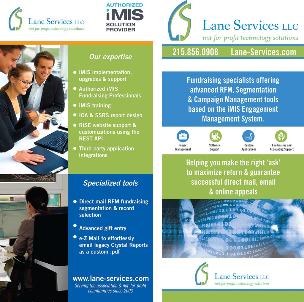 Lane Services LLC Sponsoring and Exhibiting Banners